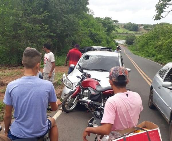 Suplente de vereador sofre acidente e fica ferido na PI-236 - Imagem 2