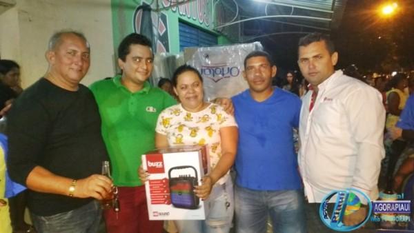 Festa do dia das Mães do Grupo Santos 5ª Edição