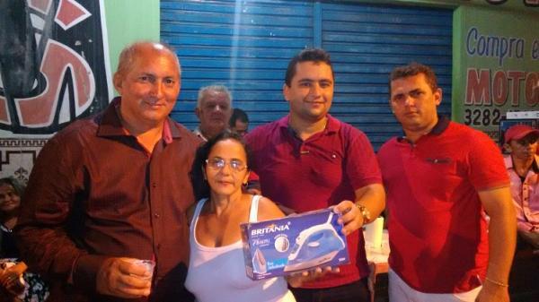 Sexto Show de Prêmios do Grupo Santos - Confira as Imagens