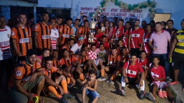 Final do Campeonato 2018 (Imagem: Marcos Genilson do Agora Piauí)