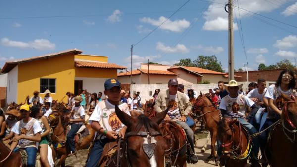 Cavalgada - Foto: Marcos Genilson / Agora Piauí