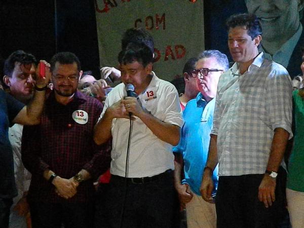 Candidato Fernando Haddad – Foto: Romário Mendes