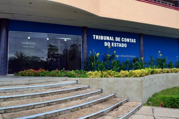 Tribunal de Contas do Estado (Foto: Reprodução)