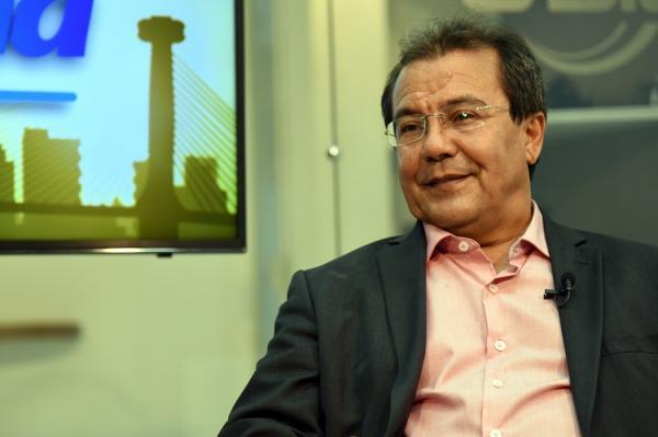 O prefeito de Água Branca, Jonas Moura, vai assumir a presidência da APPM amanhã (10). Foto: Jailson Soares/ODIA