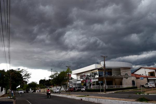 Norte do Piauí tem previsão de temporal para esta quarta-feira (13). (Foto: Arquivo O Dia)