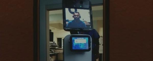 Família se revolta por paciente terminal receber à notícia através de um 'robô'
