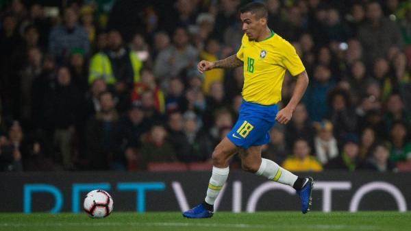 Allan vai ser titular da seleção brasileira contra a República Tcheca (Imagem: Pedro Martins)