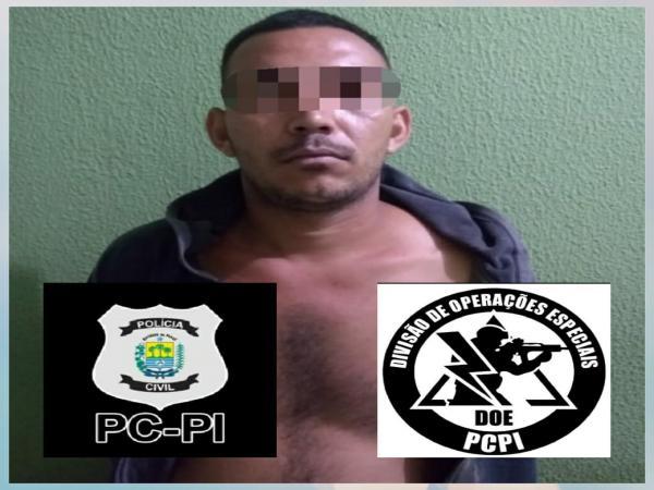 Foto/Polícia Civil-Piripiri