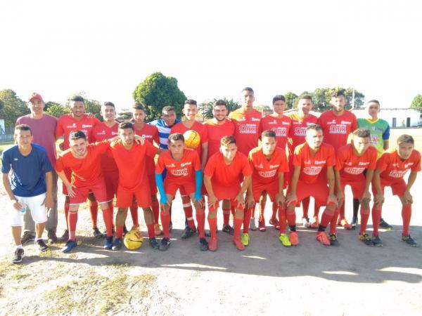 Seleção (Imagem: Marcos Genilson / Agora Piauí)