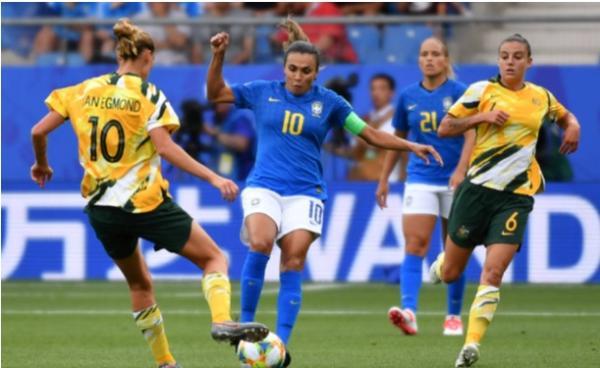 Copa do Mundo Feminina - Foto: Pascal GUYOT / AFP