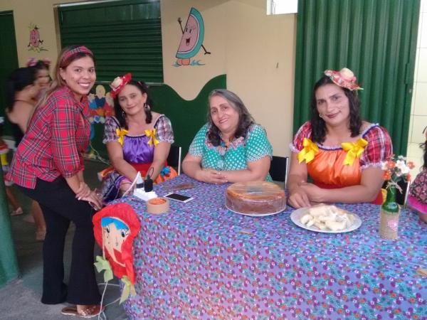 Arraiá (imagem: Marcos Genilson Agora Piauí)