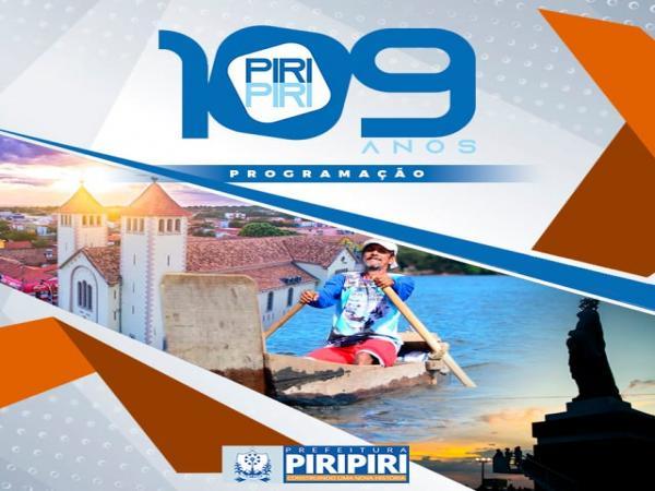 Foto: Piripiri - 109 anos de emancipação Política