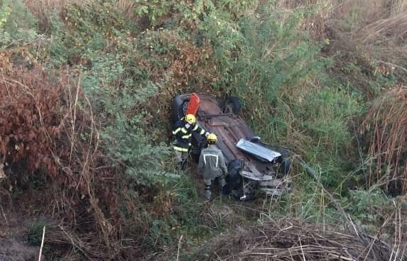 Motorista morre em acidente grave na BR-316 em Teresina. (Foto: Divulgação/PRF)