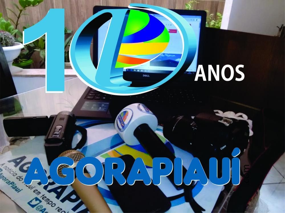 Agora Piauí 10 anos