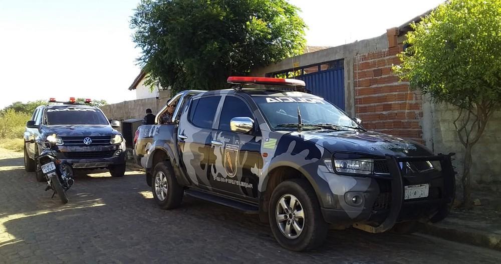 Polícia Militar de Valença – Piauí — Foto: Divulgação/ Polícia Militar