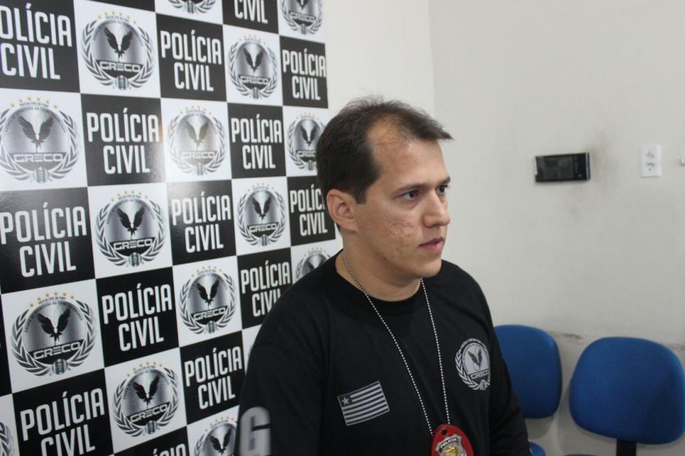 Laércio Evangelista. - Júnior Feitosa/G1 PI
