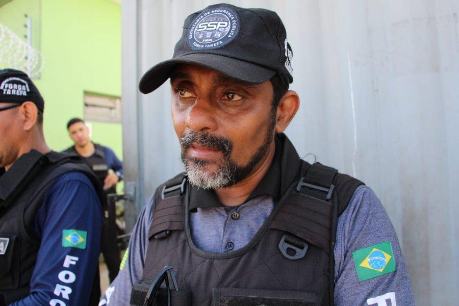 Investigador Joattan Gonsalves - Foto: GP1
