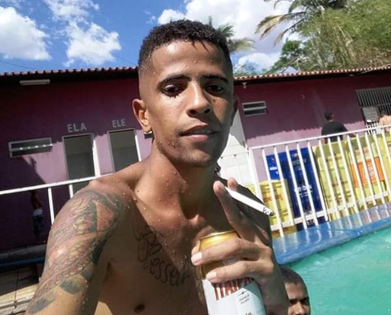 Homem de 23 anos é executado com oito tiros no bairro Angelim / Divulgação