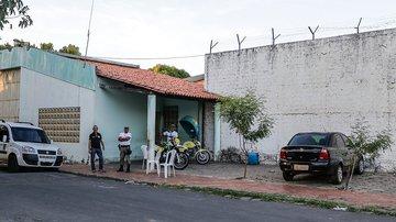 Internos tentam fugir do CEM, mas são impedidos por agentes