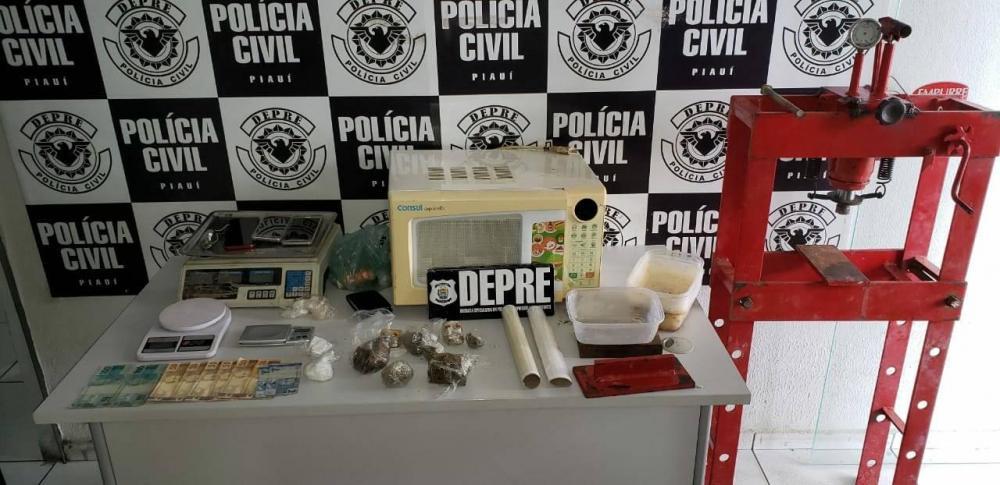 Foto: Divulgação/Polícia Civil DEPRE