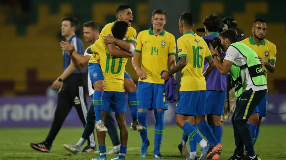 Seleção Brasileira Foto: Divulgação
