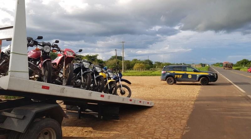 Divulgação: Polícia Rodviária Federal do Piauí