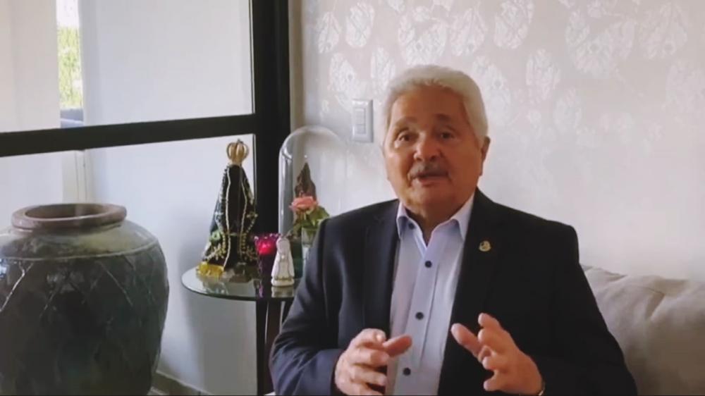 Senador Elmano Férrer (PODEMOS-PI)