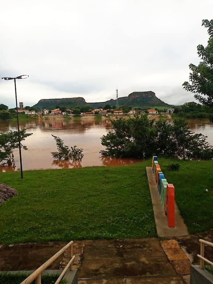 Chesf aumenta vazão na Boa Esperança e Rio Parnaíba chega a cota de alerta em Amarante
