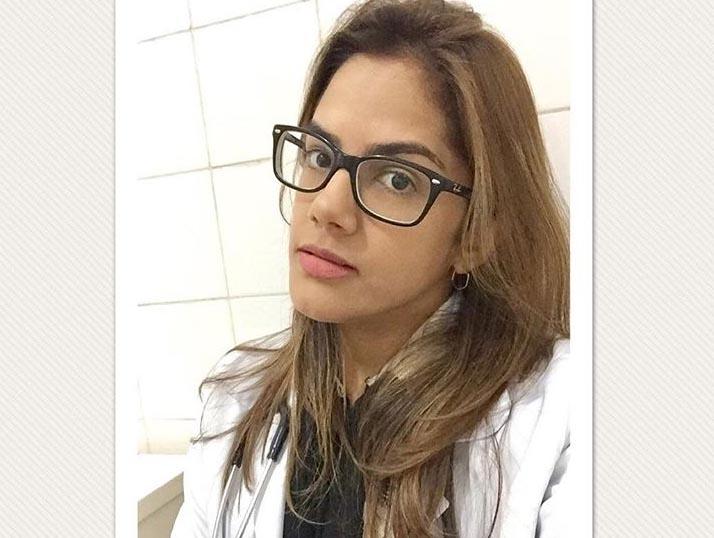 Médica Caroline Naiane