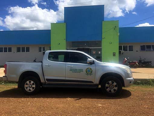 CRM-PI notifica prefeito de Jardim do Mulato, onde médica cubana, sem registro neste Regional, prestava atendimento