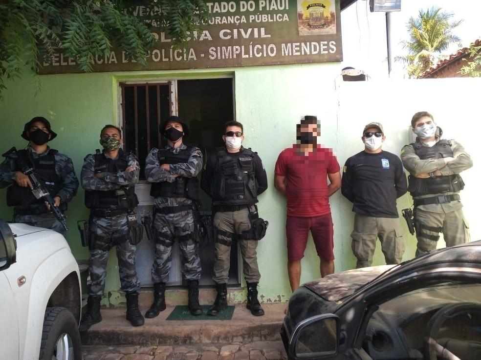 Foto: Polícia Militar do Piauí