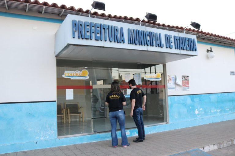 GAECO/MPPI deflagra operação contra desvio de recursos públicos em Itaueira