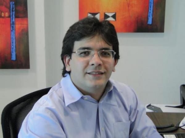 Secretário estadual da Fazenda, Rafael Fonteles