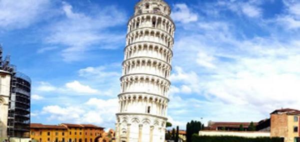 Torre de Pisa. (Foto: Reprodução)