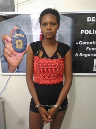 Maria da Cruz (Imagem: Divulgação Polícia Civil)