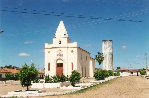 A cidade de Barro Duro / foto: reprodução