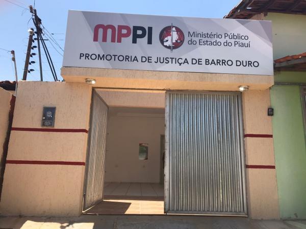 Ministério Público do Estado do Piauí (MP-PI) Barro Duro