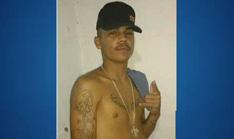 (Imagem divulgação) Jovem é assassinado com vários tiros