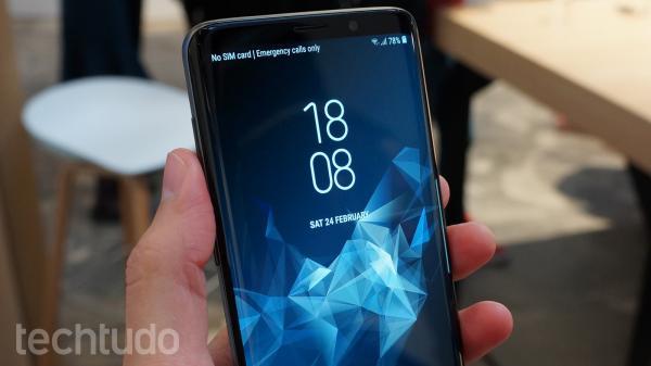 Samsung çança Galaxy S9 no Brasil com preços a partir de 4.299,00