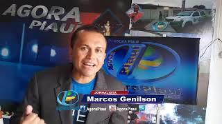 Agora Piauí na TV edição do dia 26/03 com o Jornalista Marcos Genilson