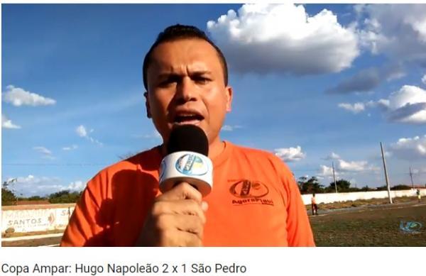 Copa AMPAR: seleção de Hugo Napoleão 2x1 Seleção de São Pedro