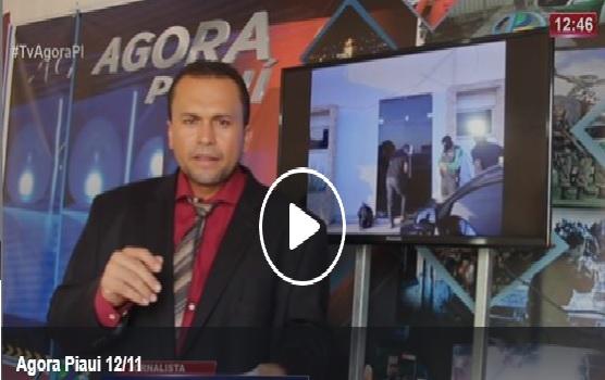 Jornal Agora Piauí Edição do dia 12/11/2019
