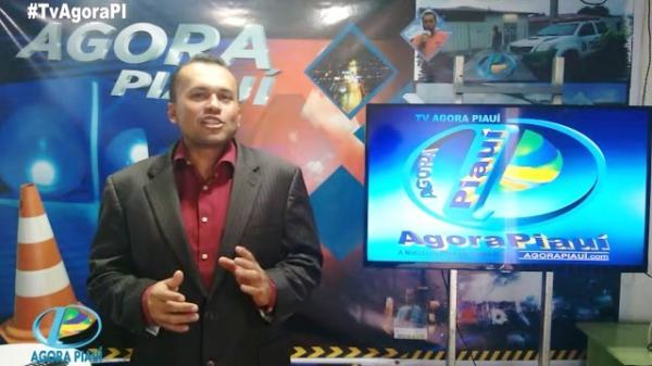 Agora Piauí na TV edição do dia 12/03 com participação Pr. Ruan