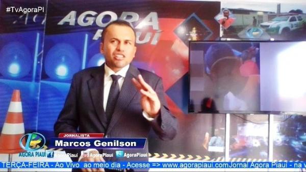 Jornal AgoraPI, na Web Tv - dia 28/05/2019. Tudo sob o comando do jornalista Marcos Genilson, o Marcão do Piauí. #TvAgoraPiauí