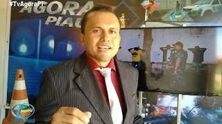 Jornal AgoraPI, 02/04 . Tudo sob o comando do Marcão do Piauí.